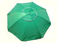 Зонт пляжный 3.5м с клапаном 16 спиц