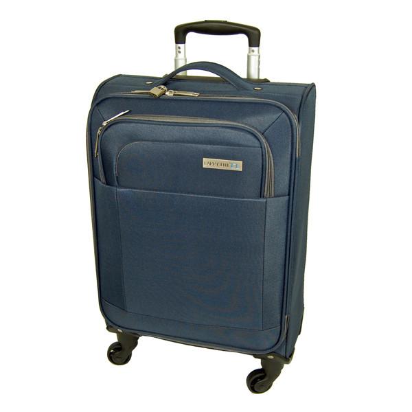Чемодан Carry:Lite Contrast Blue (S)