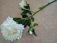 Цветы искусственные ветки пионы, недорогие цветы