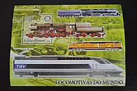 Гвинея-Бисау. Транспорт. Поезда.  2005год