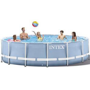 Каркасный бассейн Intex 305х76 см (28700) , фото 2