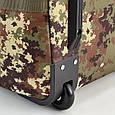 Сумка-рюкзак на колесах Defcon 5 Trolley Travel 70 (Black), фото 4