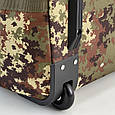 Сумка-рюкзак на колесах Defcon 5 Trolley Travel 70 (Vegetato Italiano), фото 4