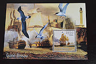 Гвинея-Бисау. Транспорт. Корабли.  2001год