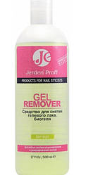 Ремувер JERDEN-PROFF  GEL REMOVER 500мл