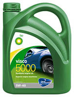 Моторное масло BP Visco 5000  5W-40 API SN/CF (Канистра 4л)