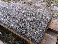 Парапет заборный 450 из природного камня
