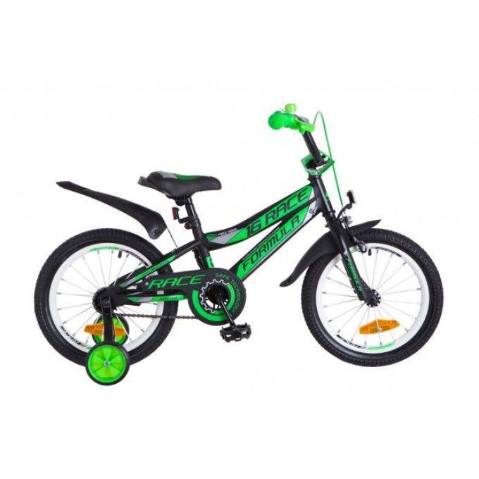 Детский двухколесный велосипед 16