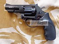 Револьвер под патрон Флобера Profi 3'' Black с пластиковой рукоятью