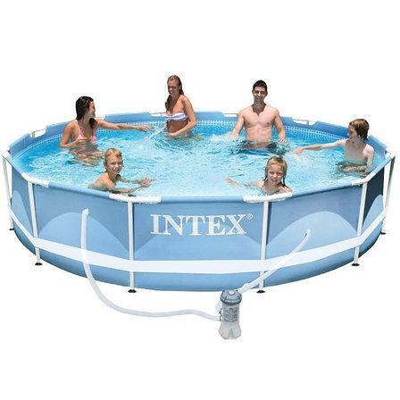 Intex Бассейн каркасный 28712