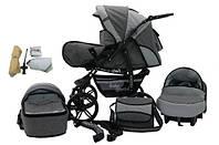Многофункциональная детская коляска KAREX KAMIL len 3в1, фото 1