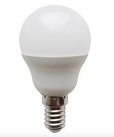 Светодиодная лампа LM704 G45 E14 7,5W 4500K , фото 1