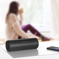 APTOYU Bluetooth 4.0 беспроводная колонка с кристалльно чистым звуком глубоким бассом и повербанком в 3.6 Ач! , фото 1