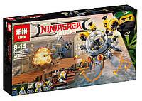 Конструктор Lepin «Летающая подводная лодка (Серия Ninjsaga)»368 дет.