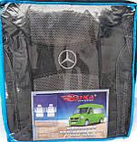 Авточехлы Mercedes-Benz Sprinter II 1+1 2006- Nika, фото 2
