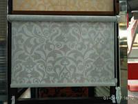 Ролеты - хороший подарок окнам в квартиру, дом, офис - Ткань цветочной расцветки, фото 1