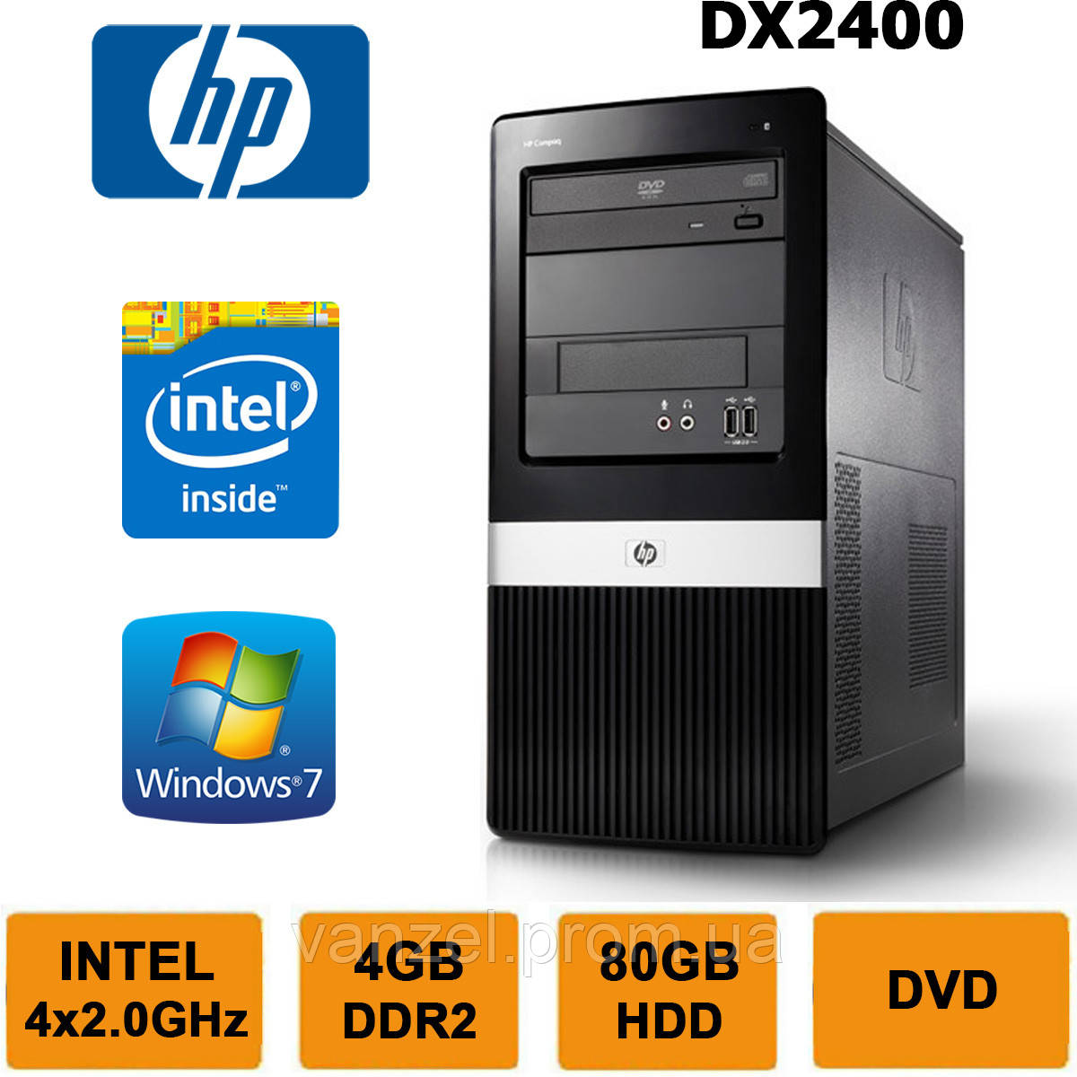 DOWNLOAD DRIVERS: HP DX2400 PCI