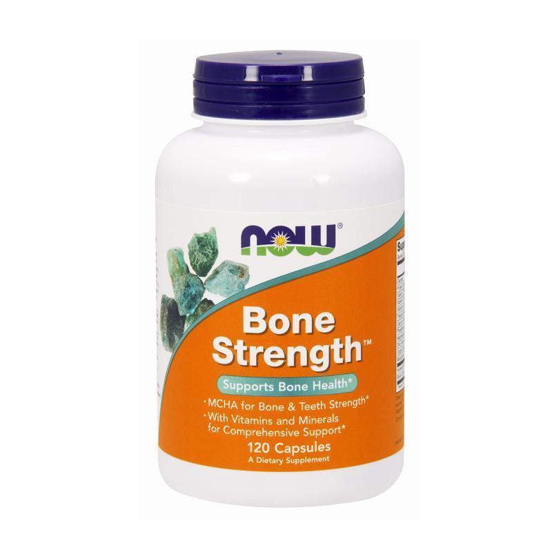 Минералы NOW Bone Strenght 120 caps