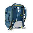 Сумка-рюкзак на колесах Granite Gear Cross Trek W/Pack 74 Bleumine/Blue Frost/Neolime, фото 2