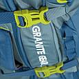 Сумка-рюкзак на колесах Granite Gear Cross Trek Wheeled 53 Bleumine/Blue Frost/Neolime, фото 3