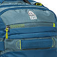 Сумка-рюкзак на колесах Granite Gear Cross Trek Wheeled 53 Bleumine/Blue Frost/Neolime, фото 4
