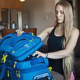 Сумка-рюкзак на колесах Granite Gear Cross Trek Wheeled 53 Bleumine/Blue Frost/Neolime, фото 8