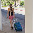 Сумка-рюкзак на колесах Granite Gear Cross Trek Wheeled 53 Bleumine/Blue Frost/Neolime, фото 10
