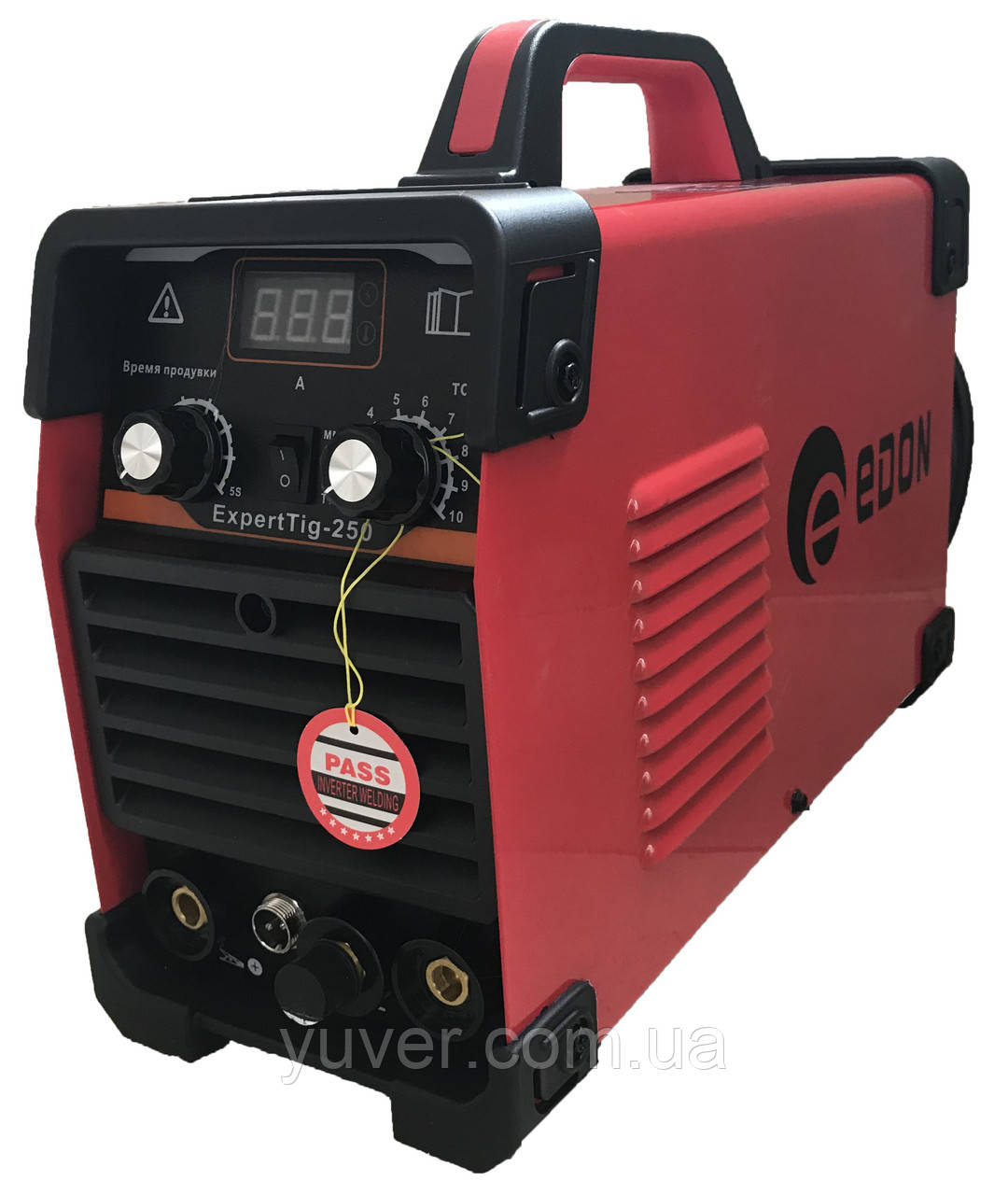 Сварочный аппарат инверторный tig 250 вольтодобавки в сварочном аппарате