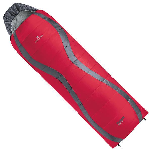 Спальный мешок Ferrino Yukon Pro SQ/+3°C Red/Grey (Right)