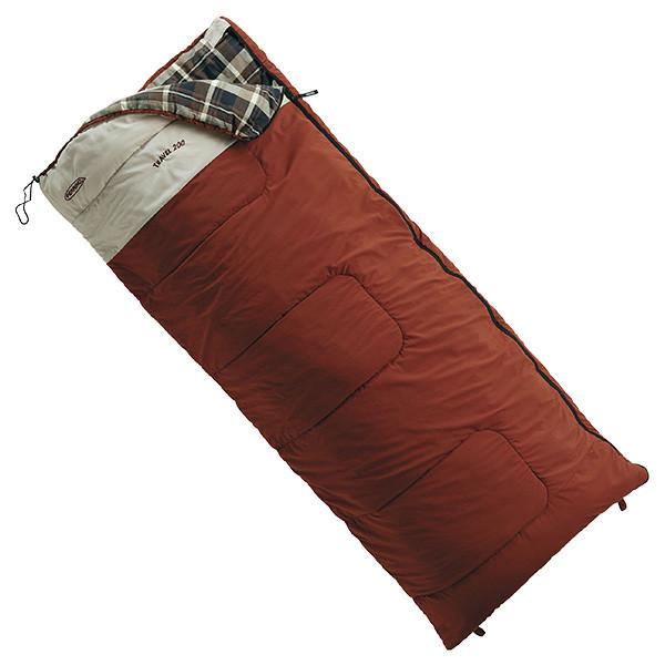 Спальный мешок Ferrino Travel 200/+5°C Brown (Left)
