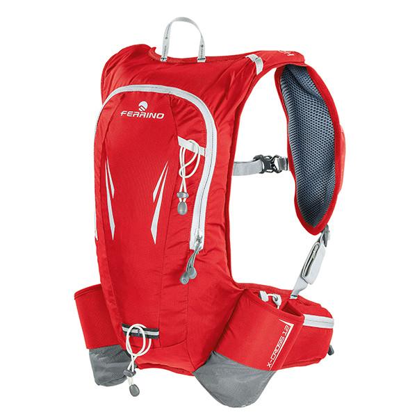 Рюкзак спортивный Ferrino X-Cross 12 Red