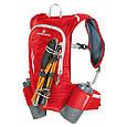 Рюкзак спортивный Ferrino X-Cross 12 Red, фото 2