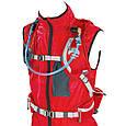 Рюкзак спортивный Ferrino X-Cross 12 Red, фото 3