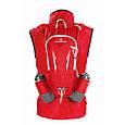 Рюкзак спортивный Ferrino X-Cross 12 Red, фото 6