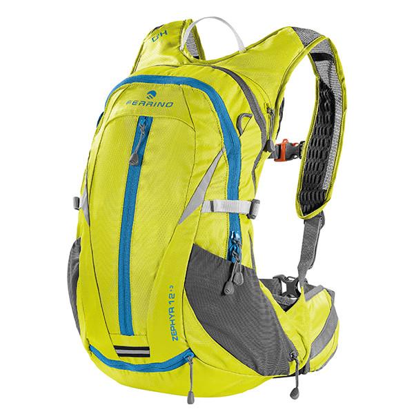 Рюкзак спортивный Ferrino Zephyr 12+3 Yellow