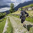 Рюкзак спортивный Ferrino X-Track 8 Black, фото 6