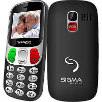 Телефон Бабушкафон Sigma mobile Comfort 50 Retro