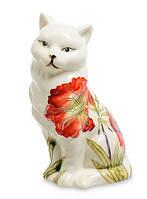 Фарфоровая статуэтка Кошка (Pavone) JP-155/13