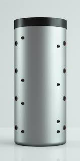 Теплоаккумулятор - 150, 200, 300, 400, 700, 1500, 2500, 5000 литров