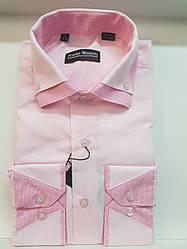 Однотонная сорочка Franko Manutti