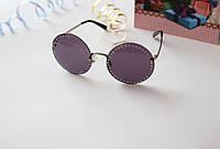 Солнцезащитные женские очки с камнями 2018