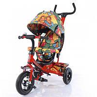 Детский велосипед трехколесный tilly trike t-351-7