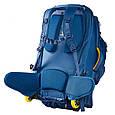 Сумка-рюкзак на колесах Caribee Fast Track 75 Navy, фото 4