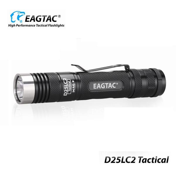 Фонарь Eagletac D25LC2 Tactical XP-L V3 (1160 Lm)