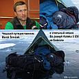 Спальный мешок Sir Joseph Koteka II 850/190/-16°C Black/Blue (Left), фото 7