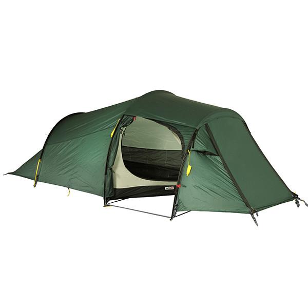 Палатка Wechsel Outpost 2 Zero-G (Green) + коврик Mola 2 шт