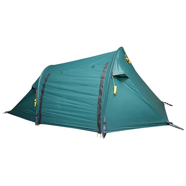 Палатка Wechsel Aurora 1 Zero-G (Green) + коврик Mola 1 шт