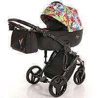 Дитяча коляска 2 в 1 Junama Fashion Pro Jungle
