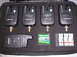 Набор сигнализаторов в кейсе с пейджером 4+1, фото 2
