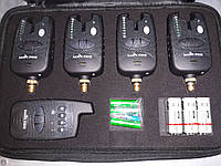 Набор сигнализаторов в кейсе с пейджером 4+1